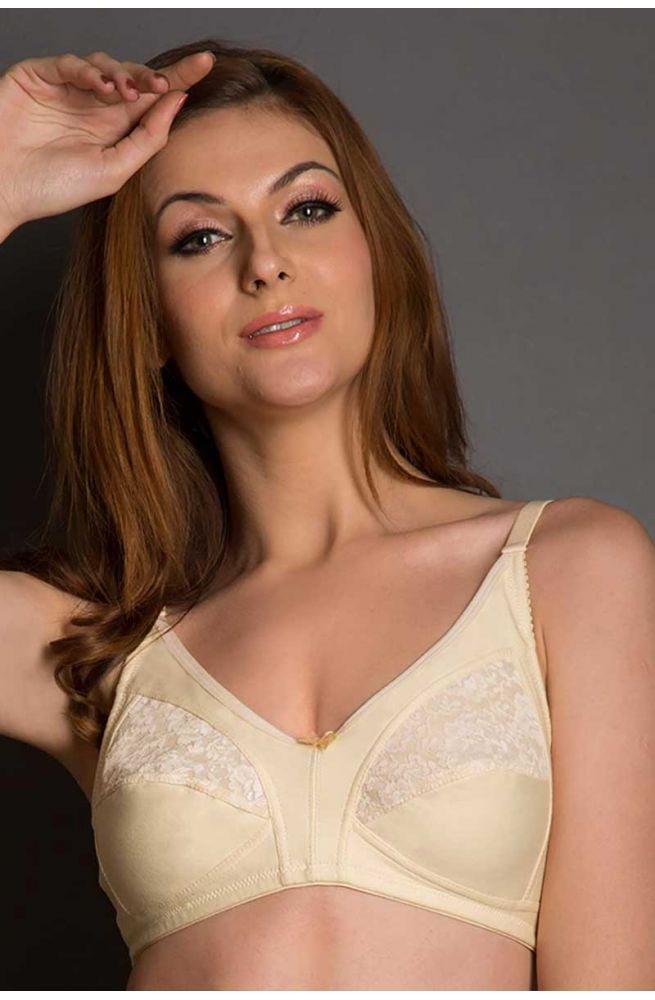 Seduct Opera Simply Nude Cut & Sew Non-Padded & Non-wired Bra